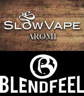 """Slowvape"" by Blendfeel - Estratto concentrato 10ml"
