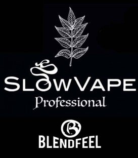 """Slowvape Professional"" by Blendfeel - Estratto concentrato 3ml"