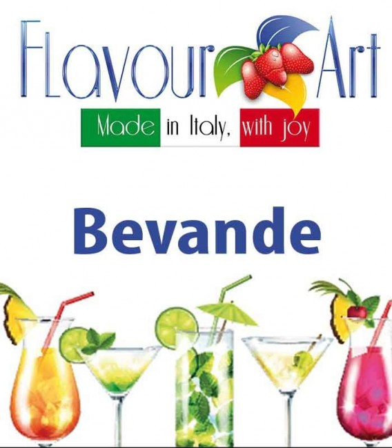 """Bevande"" by Flavourart – Concentrato 10 ml"