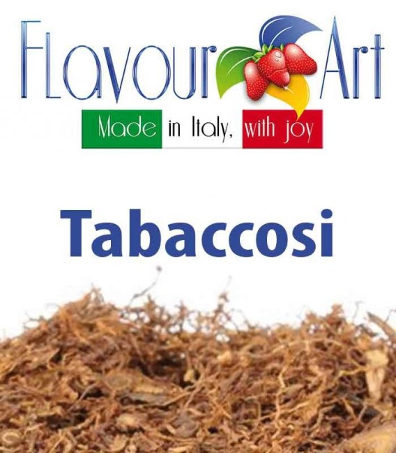 """Tabaccosi"" by Flavourart – Concentrato 10 ml"