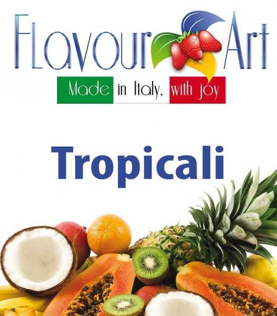 """""""Tropicali"""" by Flavourart – Concentrato 10 ml"""