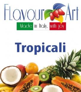 """Maggiori dettagli di """"Tropicali"""" by Flavourart – Concentrato 10 ml"""