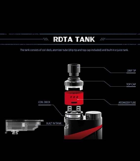 Skyhook RDTA Kit - Smok
