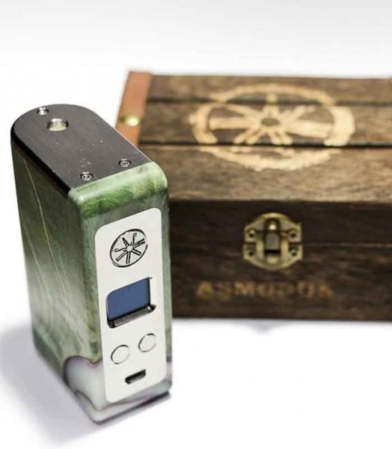 Minikin Boost 150W Kodama Edition Stabilized Wood - Asmodus
