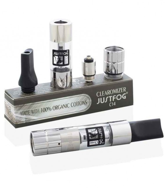 C14 Clearomizer - JustFog