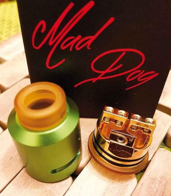 Mad Dog RDA - Desire