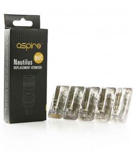 Aspire Nautilus, Mini Nautilus, Triton Mini Head Coil