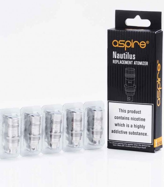 Aspire Nautilus 2 Head Coil