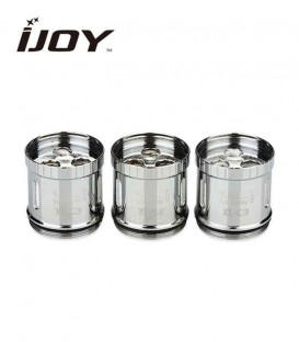 iJoy XL Innovative Chip Coil - Limitless XL Tank Head Coil