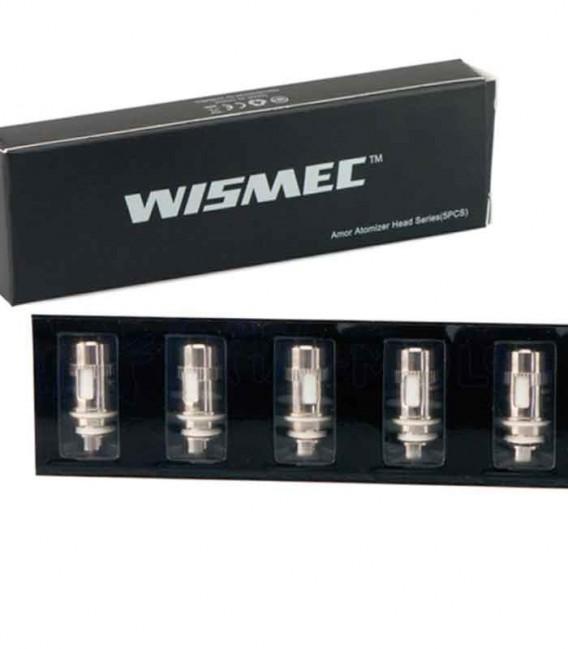 WISMEC NS Triple Head Coil per Elabo