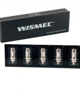 WISMEC NS Triple Head Coil per Elabo