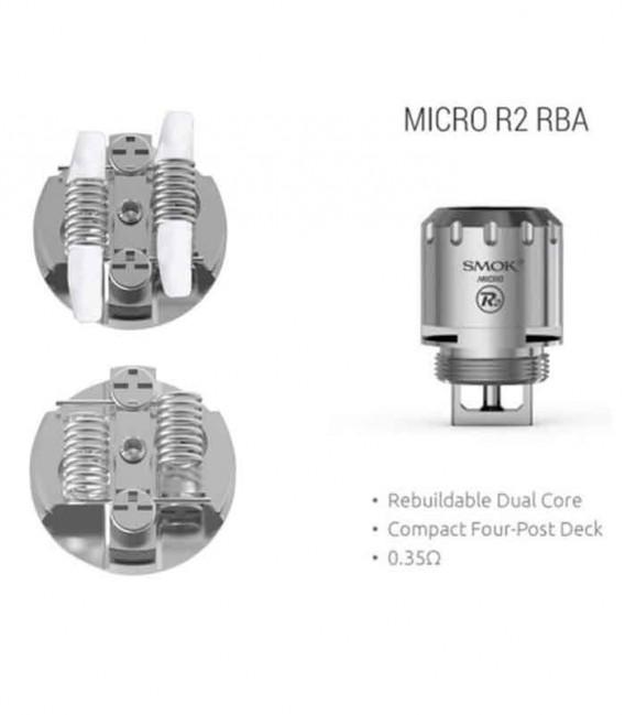 Smok Micro R2 RTA System
