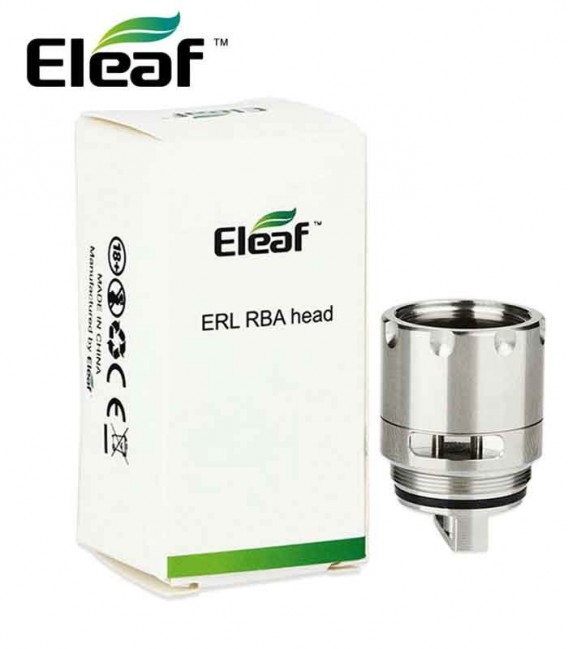 Eleaf ERL RBA Head - Melo RT 25