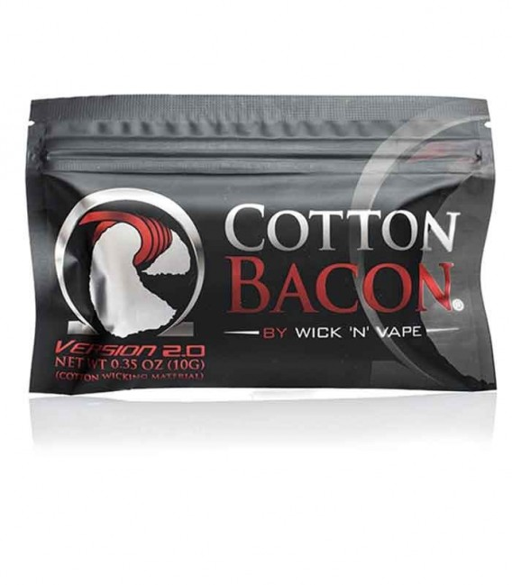 Cotton Bacon by Wick'N'Vape - Versione 2.0