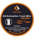 GEEKVAPE CATERPILLAR TRACK WIRE SS - (28GAx4+30GA) 3M