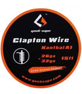 GEEKVAPE CLAPTON WIRE KANTHAL A1 (26GA+32GA) 5M