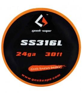 GEEKVAPE SS316L WIRE 24GA 10M