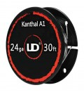 UD Youde Technology Kanthal A1 24ga 10m