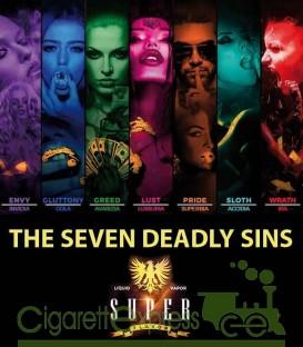 THE SEVEN DEADLY SINS - MIX SERIES 50+10ML