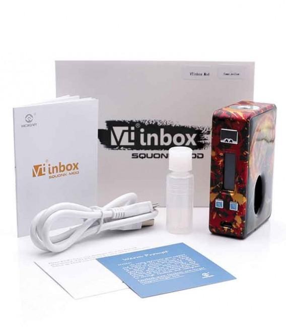 VT Inbox 75W DNA Evolv - Full Kit Squonker - HCIGAR