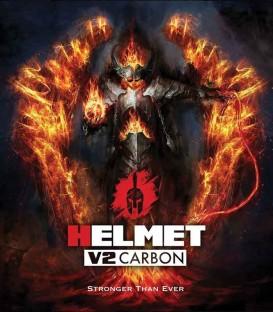 Helmet Mod V2 Carbon - Helmet Mod