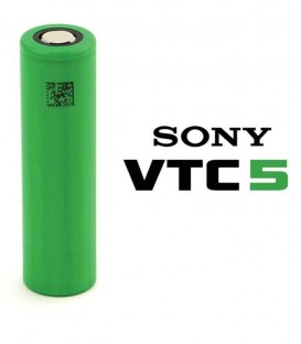 SONY VTC5 - 18650 - 2600mAh - 30A pulsati 20A continui