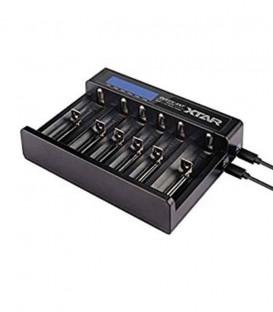 Caricabatterie XTAR QUEEN ANT MC6