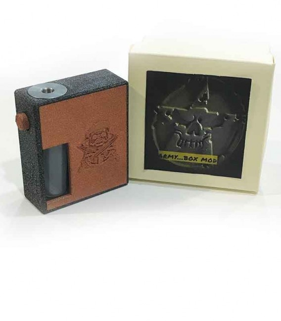Army Box Mod - Dual battery