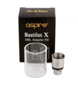 Aspire Nautilus X 4ml Adapter kit - Estensione a 4ml
