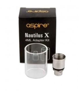Maggiori dettagli di Aspire Nautilus X 4ml Adapter kit - Estensione a 4ml