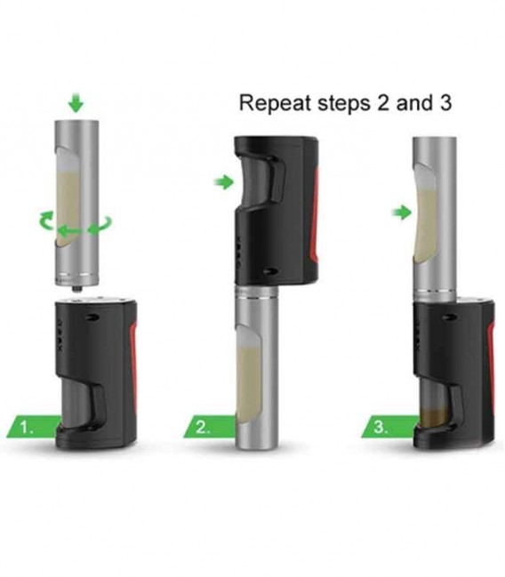 """Flask"" E-Liquid dispenser 30ml - GeekVape"