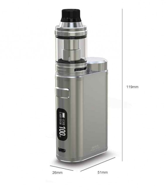 iStick Pico 21700 con Ello Full Kit 100W - Eleaf