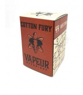 Cotton Fury - Vapeur Mechanique