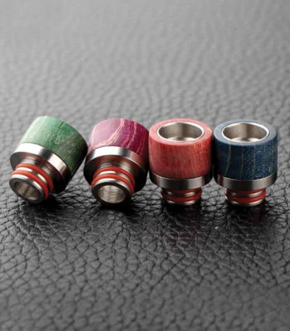 Drip Tip in Legno Stabilizzato - Sailing Electronics Technology Co.