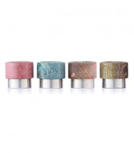 Drip Tip per Kennedy RDA - Legno Stabilizzato - Sailing Electronics Technology Co.