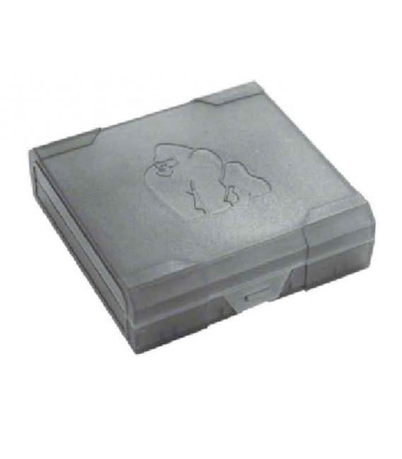 Custodia rigida 4 batterie 18650 - Chubby Gorilla