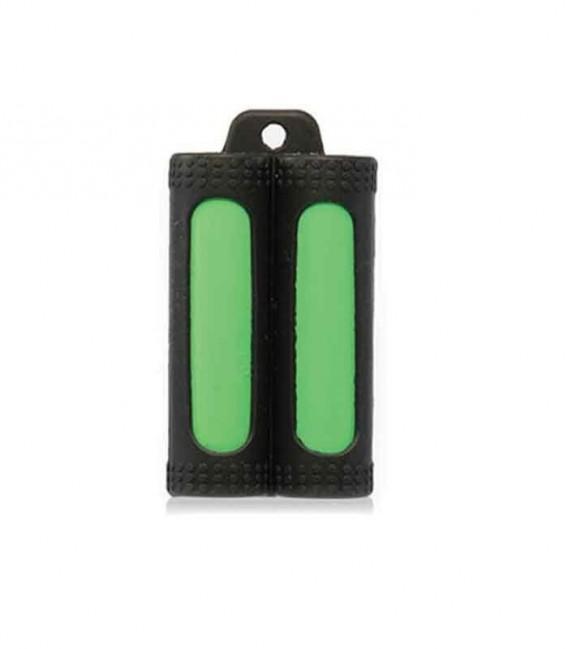 Custodia silicone per batterie 18650 - Coil Master