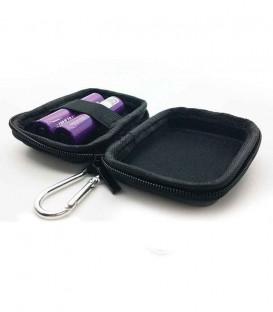 Custodia semirigida zipper 3 batterie 18650 - Efest