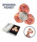 Ckf Tri Fidget Spinner - alluminio