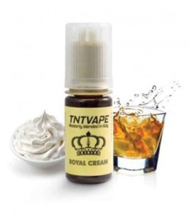 Maggiori dettagli di Royal Cream - TNT Vape – Aroma Concentrato 10 ml