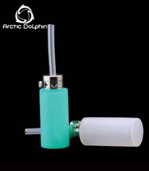 Flacone Squonk Bootle V2 silicone supersoft 8,5ml - Arctic Dolphin