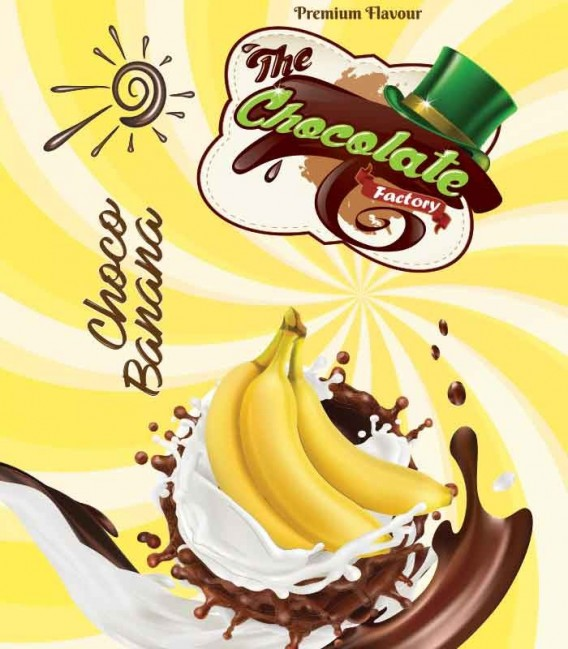 The Chocolate Factory - Concentrato 30ml