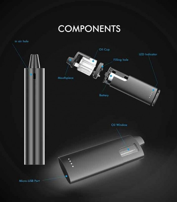 Vpeak - All in One Pod - Ald Amaze
