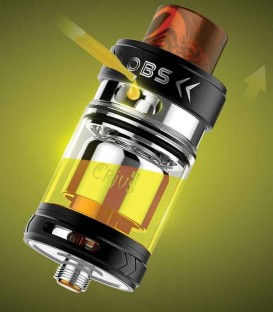 Crius II RTA Tank - Single coil - OBS