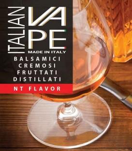 NT Flavor Balsamici, Cremosi, Fruttati e Distillati - Scomposto 10ml - Italian Vape