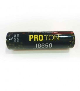 Batteria Blackcell Proton 18650 - 3018mAh - 40.2A