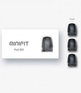 Minifit Cartridge - cartuccia di ricambio - Justfog