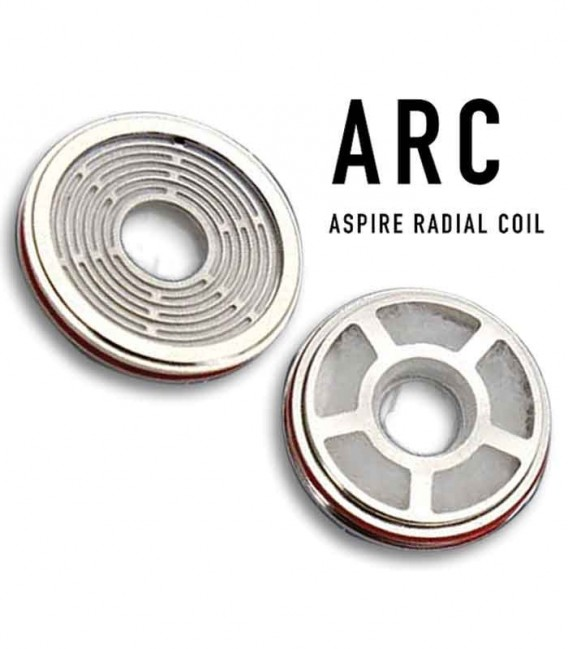 Aspire Revvo Head Coil