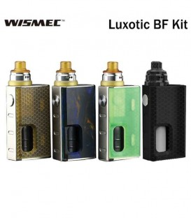 Luxotic Box e Tobhino - Kit - Wismec