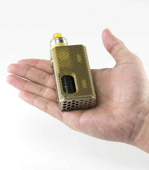 Luxotic Box e Tobhino - Kit - Wismec
